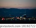 大阪國際機場夜景 18192722