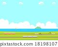 矢量 交通工具 鋼軌 18198107