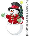 Snowman 18201073