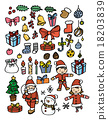 聖誕節 耶誕 聖誕 18203839