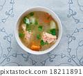 Uzbek fish soup 18211891