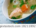 Uzbek fish soup 18211892