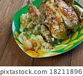 Peruvian chicken 18211896