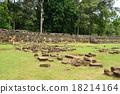 柬埔寨的暹粒圖像大陽台 18214164