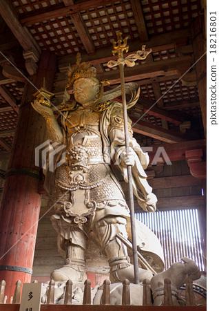 Statement of the multipurpose statue in Nara Todaiji 18216801