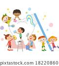 兒童和牙膏 18220860