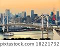 Tokyo, Japan. 18221732