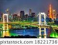 Tokyo, Japan. 18221736