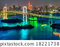 Tokyo, Japan. 18221738