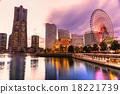 Yokohama, Japan 18221739