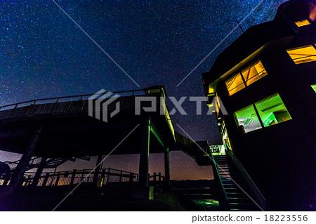 밤하늘의 전망대 18223556