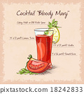 Bloody Mary cocktail 18242833