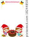 聖誕節 耶誕 聖誕 18244850