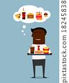 快 食物 食品 18245838