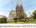 Sagrada Familia Barcelona 18249319