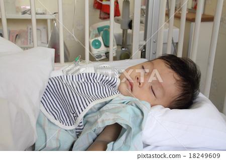 Child's hospitalization 18249609