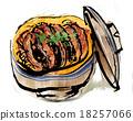 碗 猪排盖饭 猪排饭 18257066