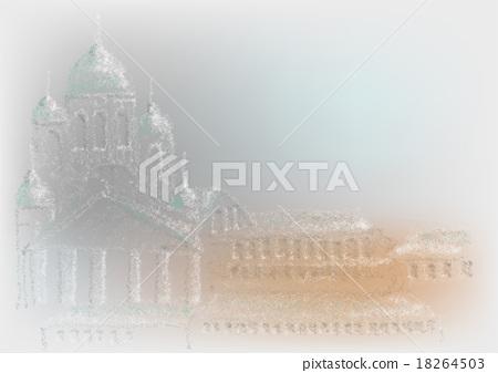 helsinki. abstract city 18264503