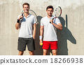 Concept for male tennis players 18266938