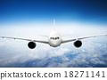 airplane, cloud, flight 18271141