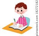 小學生 孩子 小孩 18272182