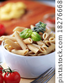 Whole wheat pasta 18276668