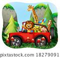 野生生物 动物 狮子 18279091