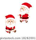 聖誕老人 聖誕老公公 人類 18282001