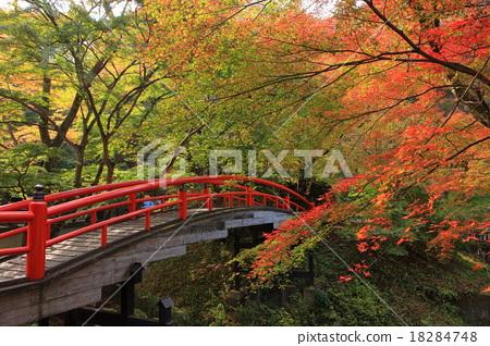 Ikaho Onsen Kawaga Bridge 18284748