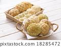 蜜瓜包 麵包 小甜麵包 18285472