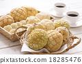 蜜瓜包 麵包 小甜麵包 18285476