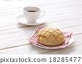 蜜瓜包 麵包 小甜麵包 18285477