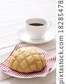 蜜瓜包 麵包 小甜麵包 18285478
