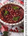 cherry, clafoutis, pie 18287041
