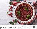 cherry, clafoutis, table 18287105