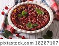 cherry, clafoutis, cake 18287107