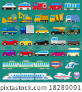 汽車圖標 18289091