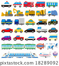 vehicle, icon, icons 18289092