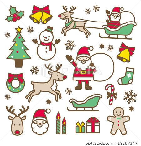 聖誕時節 聖誕節 耶誕 18297347
