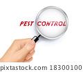 控制 卫生 驱蚊 18300100