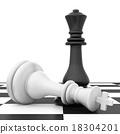 棋 挑战 黑色 18304201