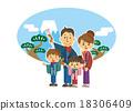 새해 참배, 가족, 패밀리 18306409