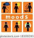 Business moods 18309283