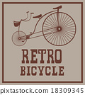 bicycle,vehicle,vector 18309345