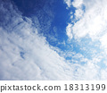sky, cloud, clouds 18313199