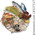 fish, fishes, and 18327317