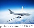 airplane, cloud, flight 18332721