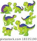 dinosaur, jurassic, prehistoric 18335190