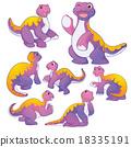 Cute Apatosaurus 18335191