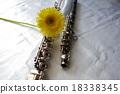 長笛 木管樂器 器具 18338345